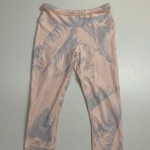 FABLETICS Mesh Detail Yoga Active Pants Leggings